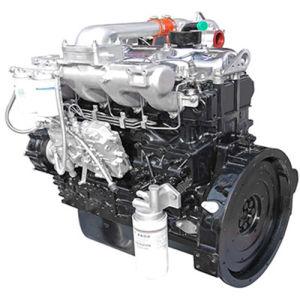 De Dieselmotor met geringe geluidssterkte voor 75HP Tractor, Maaidorser