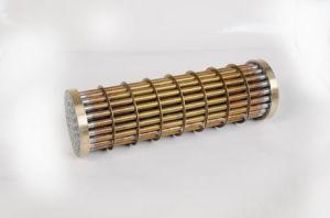 Parti di motore marine di scambio termico del radiatore dell'olio Hcd400