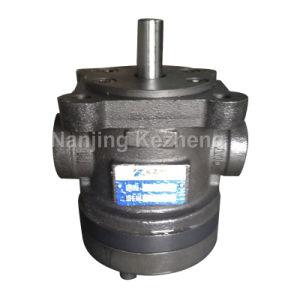 (Basse pression de pompe à palettes à cylindrée fixe+) de pompe à engrenages de pompe Double-150T-75+SL
