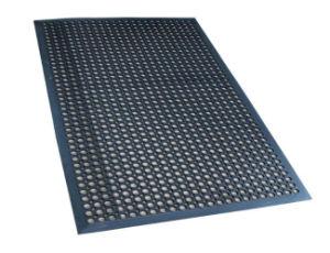 反細菌の床のマットか帯電防止ゴム製マット