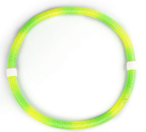 Portable Weight-Loss suave Primavera Fitness Hula Hoop