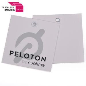 T-Shirt Tag/Luggage Tag를 위한 형식 Folded Paper Tag