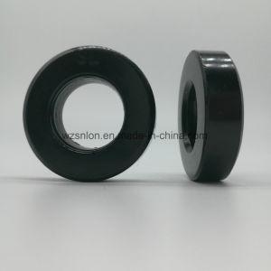 Zinc noir de haute qualité de la rondelle plate en caoutchouc rondes