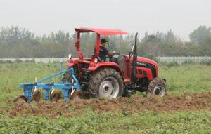 China 75HP Farm Fornecedor do Trator de Rodas