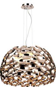 Lâmpada pendente moderna de ferro do novo produto (H0027 / S / C)