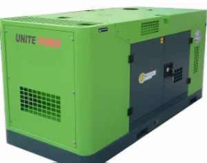 50Hz 26kw/33kVA Soundproof Type Cummins Diesel Generating Set (UPC30)