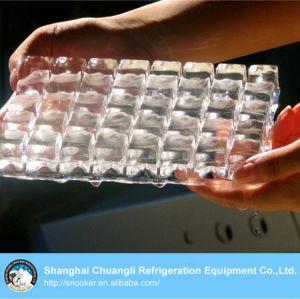 Máquina de gelo de pequena capacidade 55kg por dia