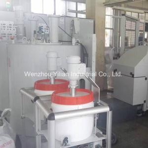 安全靴のためのWenzhou中国の回転式タイプPUの注入機械