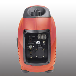Generador Portátil con la Potencia de salida nominal de 1,5 kw