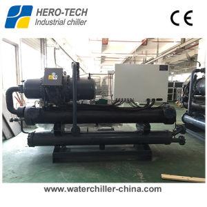 240kw Hanbell Schrauben-Kompressor-Wasser-Kühler für thermostatisches System