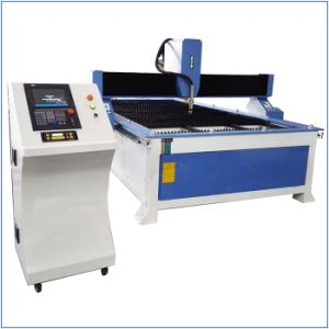 Tagliatrice di CNC della lamiera di acciaio con potere del plasma 200A
