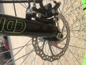 스포크 바퀴 녹색을%s 가진 29 인치 자전거 Retro 자전거