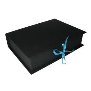 高いQuatityの強い手すき紙のギフト用の箱