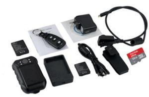 WiFi 4G 3G Bluetooth инфракрасного ночного видения GPS 1080P полицейского органа изношенные камеры