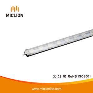 De aluminio de 12W+PC Blanco cálido de la luz de tubo LED IP67.