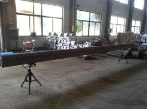Basamento del tubo con l'aggiornamento delle teste di rotolamento (1107A, 1107B)