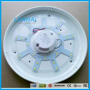 Ronda de Alta Potência 12W/16W/24W/30W LED de iluminação de montagem no tecto
