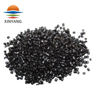 Masterbatches nero di plastica riciclato per i prodotti dello stampaggio ad iniezione
