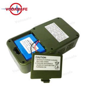 Professionele Uitstekende kwaliteit 8 GSM CDMA van de Antenne Handbediende 2g 3G 4G GPS van WiFi van het Signaal RadioStoorzender Lojack, 3G 4G de Telefoon van de Cel, 173MHz, GPS RC433/315MHz Stoorzender