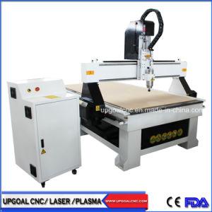 Governo di legno della mobilia di CNC dei piedi 4*8 della tabella 1325 di vuoto che intaglia macchina