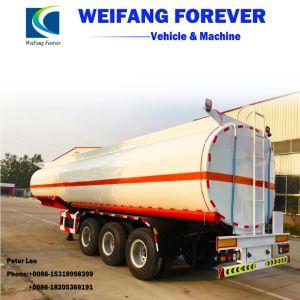 Saleのための3車軸FuelかDiesel/Oil/Petrol/Utility Tanker/Tank Truck Tractor Semi Trailer