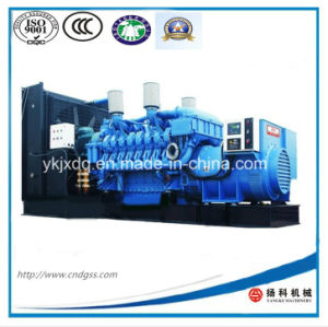 Mtu 1100 квт/1375ква мощность электрического генератора дизельного двигателя для продажи