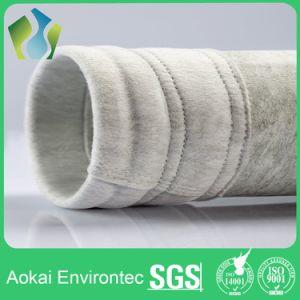 Sacchetti filtro della polvere del poliestere di acqua ed antistatica della cosa repellente per il mulino da grano