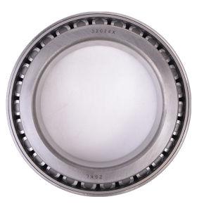 Ruedas de acero cromado de alta precisión para la carretilla de cojinete