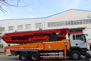 LKW eingehangener konkreter Kleber-Hochkonjunktur-Pumpen-LKW für Verkauf