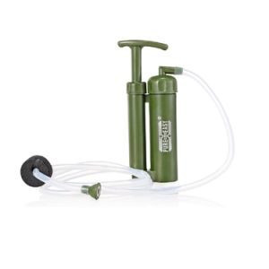 Un soldat de plein air portable Surviver Kit filtre à eau