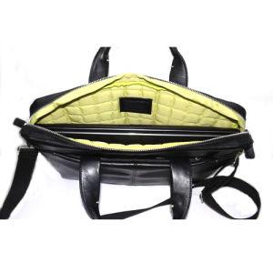 Модные прочного PU кожаные сумки ноутбук Сумка почтальона (FRT3-98)
