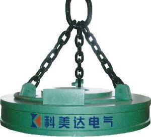 Китай производитель Круглый подъемный магнит для стальных обрезки заготовок