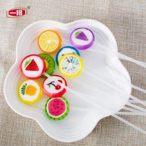 Высокое качество свежий фруктовый вкус арбуза Pop Lollipop
