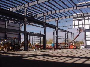 SGS pesada estructura de la viga de acero H para edificios