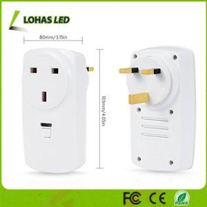 Wireless WiFi Prise de courant de commande à distance Smart Home Plug Travailler avec Tuya APP/Amazon Alexa/Accueil Google