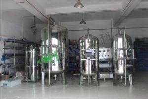 Depósito do Filtro de Carbono Aço inoxidável / Filtro de areia para sistema de irrigação