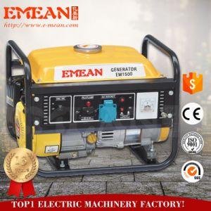 kleines Generator-Set des Benzin-1kw mit dem 4 Anfall-Motor
