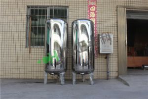 판매 2t/H 스테인리스 급수 여과기 주거 중국 최신 공급