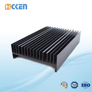 Kundenspezifisches Präzisions-Aluminium erstellt Aluminium verdrängte Kühlkörper ein Profil