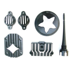 Tapa de cilindro de la Motocicleta CNC Dress Up Kit de motor