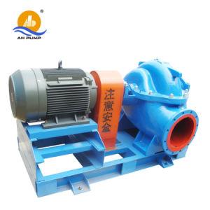 Большой объем высокую эффективность в два раза дизельного двигателя всасывания насоса воды