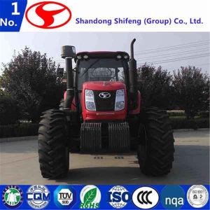 De landbouw de wiel-Stijl van de Apparatuur 180HP Tractor van het Landbouwbedrijf in China