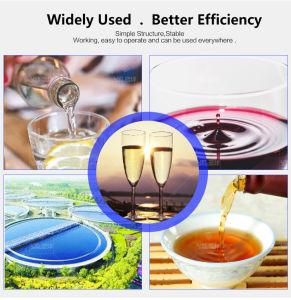 Largement utilisé le filtre de jus, de la nourriture de type châssis de la plaque de filtre à huile, de boire, de l'eau, lait, Laborary en utilisant le filtre du filtre
