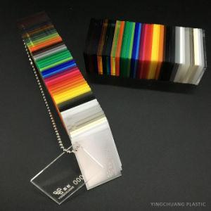 1220 x 2440mm 3mm Color Mayorista de fábrica y borrado de lámina de acrílico