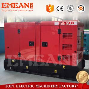 Рикардо OEM 20-150ква бесшумный электроэнергии дизельного генератора Gfs-W120