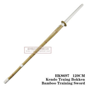 Arte Marcial Chino espadas de madera 120cm HK8697