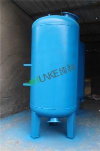 Chunkeの青いカラー機械フィルターハウジング/砂カーボンフィルター