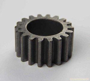 Rotore ed attrezzo della pompa di metallurgia di polvere