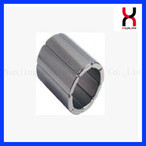 Дуги металлокерамические NdFeB мотора магнита
