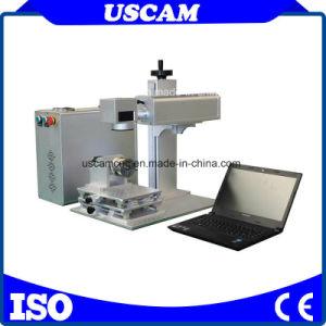 CNC Laser die van de Vezel van de Fabrikant de Mini Draagbare Machine voor Metaal merken